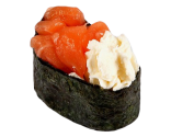 крим суши с лососем