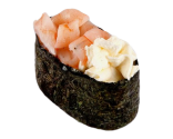 крим суши с креветкой