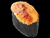 запеченные суши с мидией