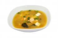 суп мисо с лососем