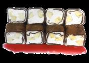 фрукто-шоколадный ролл